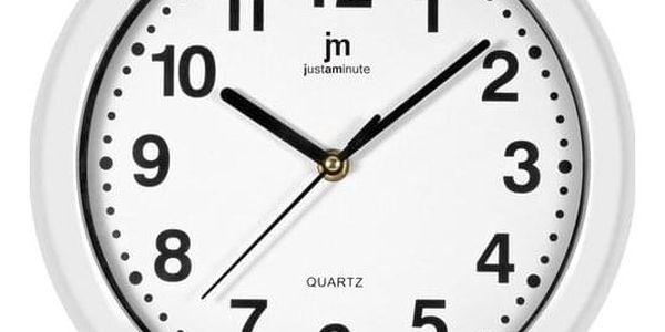 Lowell 00710B Nástěnné hodiny pr. 25 cm