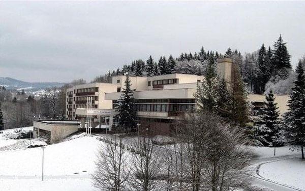 HARMONIE - Luhačovice, Jižní Morava, vlastní doprava, polopenze4