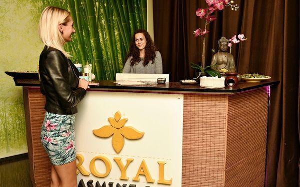 90 minut relaxace: hodinová thajská masáž dle výběru a 30minutová lázeň4
