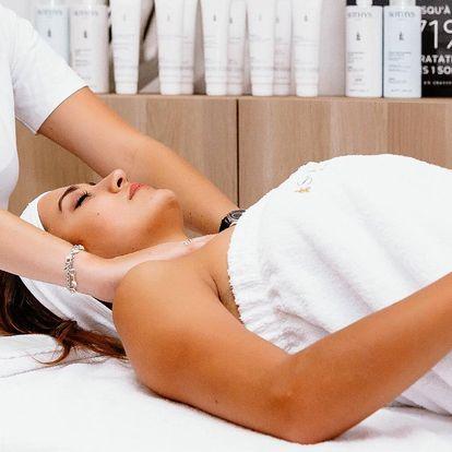 Kosmetické ošetření s denním líčením a lymfodrenáží