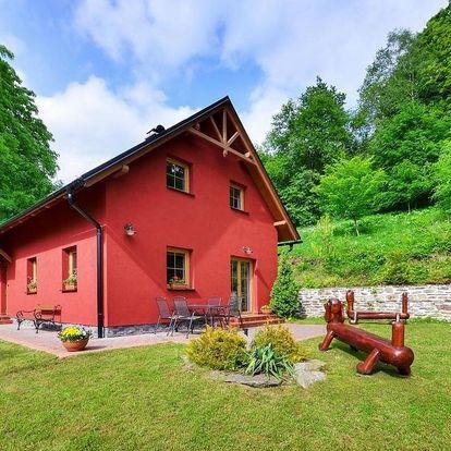 Olomoucký kraj: Apartmánový domek Pod Ucháčem