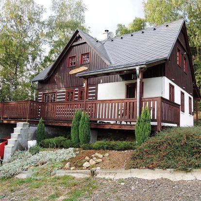 Liberecký kraj: Vakantie huis Dum Oenter