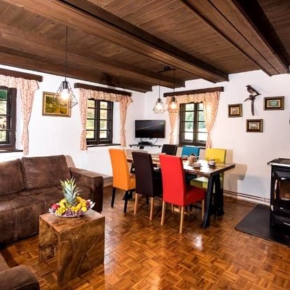 Jihočeský kraj: Vacation house KURTOVEC