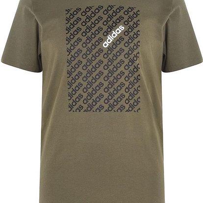Pánské volnočasové tričko Adidas