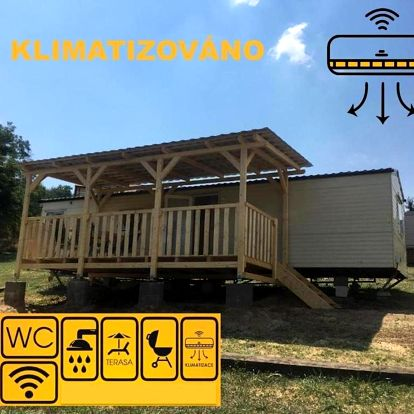 Znojmo, Jihomoravský kraj: Mobilheim Willerby Summer - Vyrovická přehrada