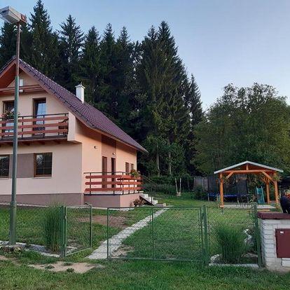 Kraj Vysočina: Chata BOŇKOV