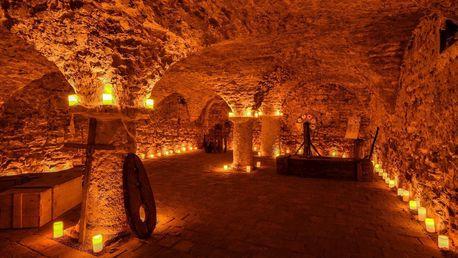 Prohlídka Starého Města i s návštěvou podzemí