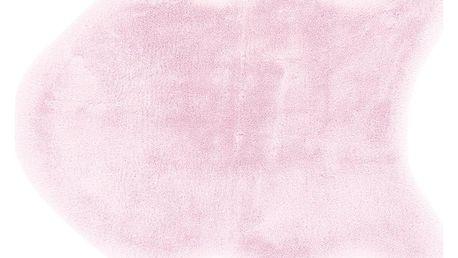 BO-MA Trading Kožešina Catrin růžová, 60 x 90 cm