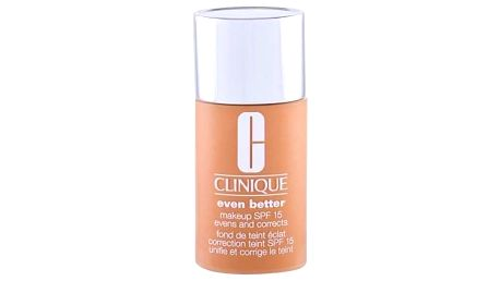 Clinique Even Better SPF15 30 ml tekutý make-up pro sjednocení pleti pro ženy WN 56 Cashew