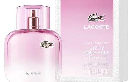 Lacoste Eau de Lacoste L.12.12 Pour Elle Eau Fraiche 50 ml toaletní voda pro ženy