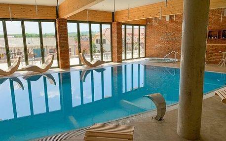 Jižní Morava: Valtice v luxusní Prosecco Residenci Marko *** s wellness (bazény, vířivka), hřištěm a polopenzí
