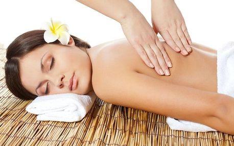 Filipínská masáž Pinoy Hilot