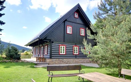 Královehradecký kraj: Holiday home in Horni Marsov 30398