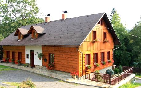 Liberecký kraj: Holiday home in Paseky nad Jizerou 36736