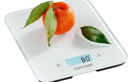 Concept VK5711 Váha kuchyňská digitální White