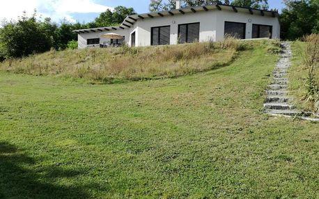 Středočeský kraj: Wellness bungalov - vodní nádrž Slapy - 40km od Prahy