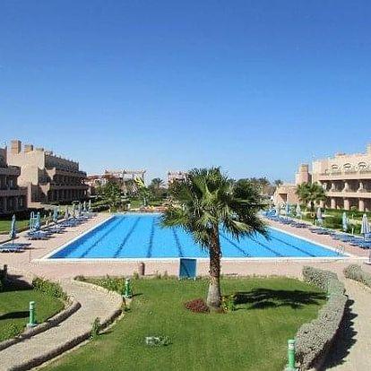 Egypt - Marsa Alam letecky na 6-15 dnů, all inclusive