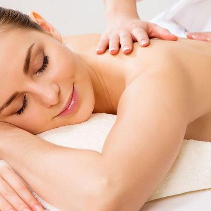 Božská relaxace: hřejivý a detoxikační balíček s masáží