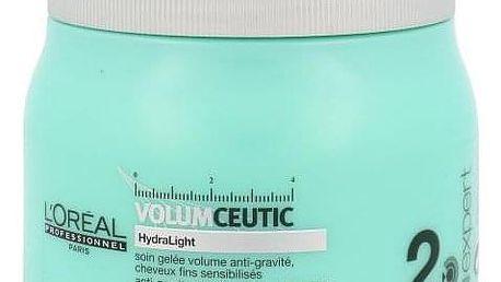 L´Oréal Professionnel Série Expert Volumceutic 500 ml gelová maska pro objem jemných vlasů pro ženy