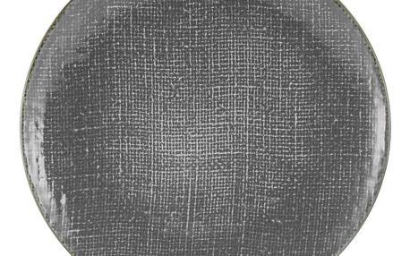 Dezertní Talíř Canvas, Ø: 22cm, Antracitová