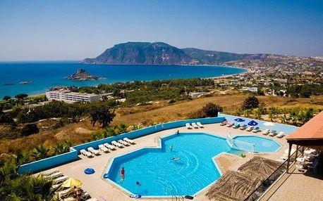 Řecko - Kos letecky na 8 dnů