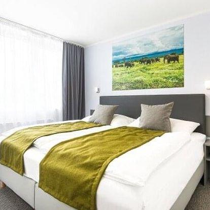Skvělý odpočinek u Brněnské přehrady ve zrekonstruovaném Hotelu Atlantis *** s wellness a polopenzí