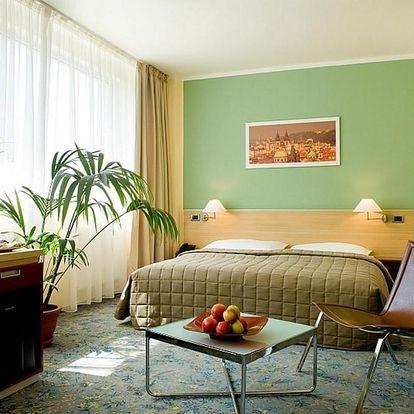 Praha a okolí: Hotel Michael