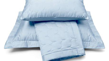 Vandyck Vandyck Luxusní saténový přehoz na postel Dusty blue - sv. modrá