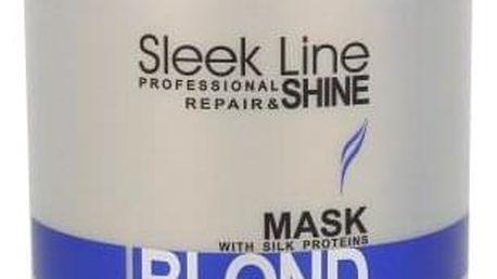 Stapiz Sleek Line Blond 1000 ml maska pro blond vlasy pro ženy