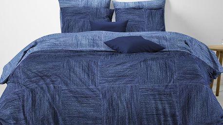 Mistral home Mistral Home povlečení 100% bavlna Jeans