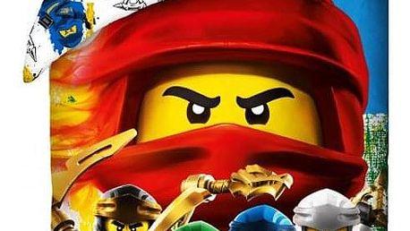 Halantex Povlečení Lego Ninjago LEG895 140x200/70x90 cm