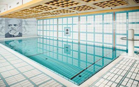 Karlovy Vary: Hotel Dvořák Spa & Wellness **** s bazénem, saunou, thajskou masáží a hernou pro děti + snídaně