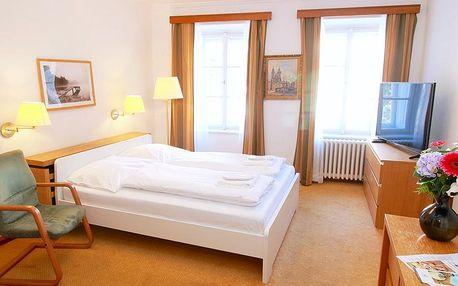 Ubytování v centru Prahy v hotelu Ungelt