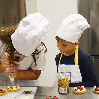 Celodenní kurz pečení či vaření pro děti