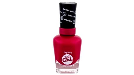 Sally Hansen Miracle Gel STEP1 14,7 ml gelový lak na nehty pro ženy 444 Off With Her Red!