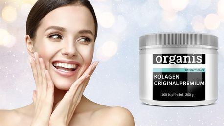 Kolagen Organis: výživa pro klouby, nehty i pleť