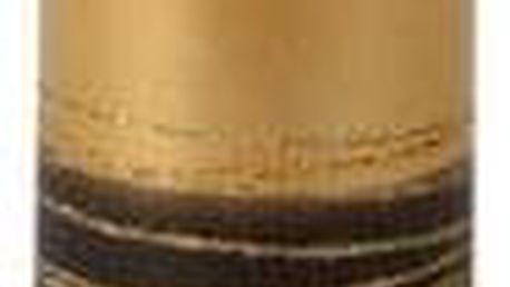 Svíčka LUMINA GOLD VÁLEC d6x13cm