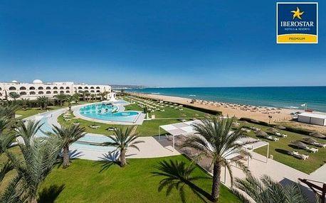 Tunisko - Hammamet letecky na 6-13 dnů, all inclusive