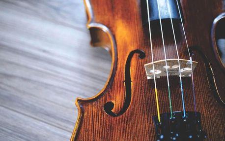 Dárkobox Za zvuků hudby - populární kurzy hry na hudební nástroje a zpěvu