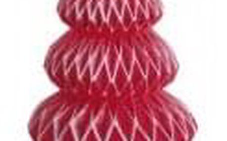 Svíčka vánoční STROMEK MODERN 11cm