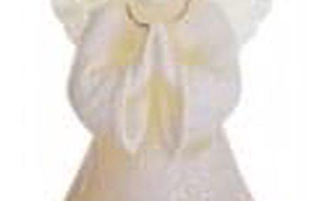 Svíčka ANDĚL vánoční 15cm