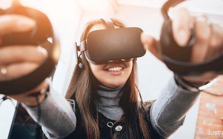 Multiplayer virtuální realita až pro 4 osoby