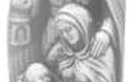 Svíčka vánoční BETLÉMSKÁ NAROZENÍ KRISTA
