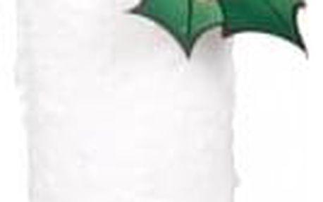 Svíčka SNĚŽKA VÁLEC vánoční d8x14cm