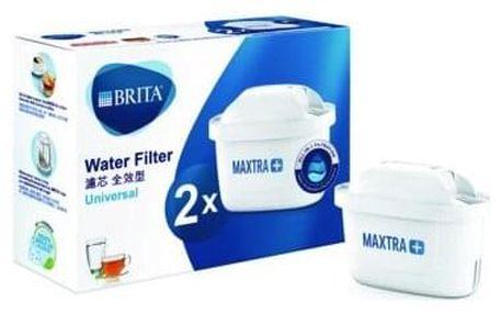 Filtrační patrony BRITA Maxtra+ 2 ks