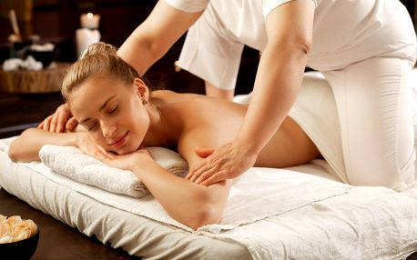 Výběr masáží či terapie bahnem z Mrtvého moře