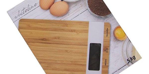 Orion Digitální kuchyňská váha Whiteline2