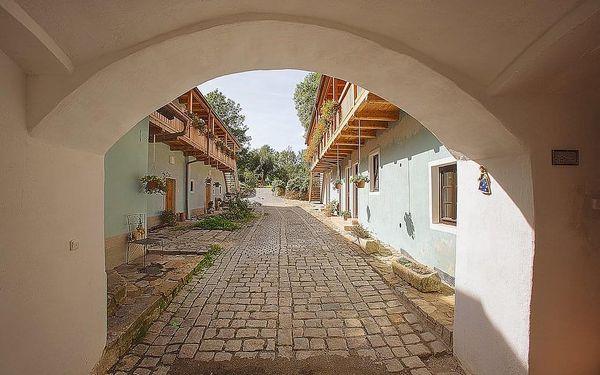 Malebná dovolená v ráji - Apartmány u Svatého Petra, Kájov, Heřmánkový apartmán, 2 osoby, 5 dnů3