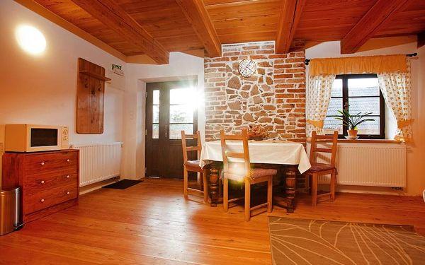 Malebná dovolená v ráji - Apartmány u Svatého Petra, Kájov, Heřmánkový apartmán, 2 osoby, 5 dnů5