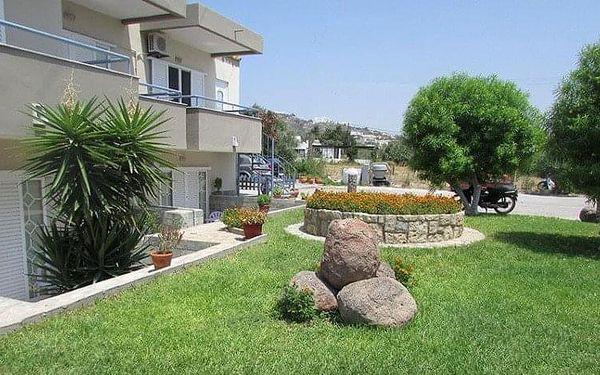 Apartmánový dům Sevi, Kos, Řecko, Kos, letecky, bez stravy4